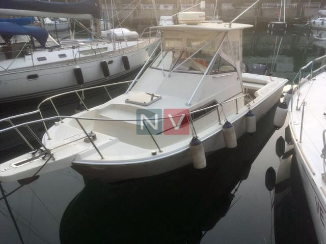 Boston Whaler 27 Walkaround Wd